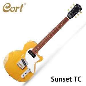 콜트 Cort 일렉기타 Sunset TC Worn Butter Blonde WBB